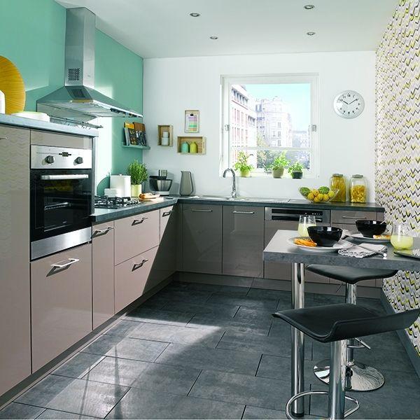 Toutes Nos Cuisines Conforama Sur Mesure Montées Ou Cuisines - Conforama meuble bas cuisine pour idees de deco de cuisine