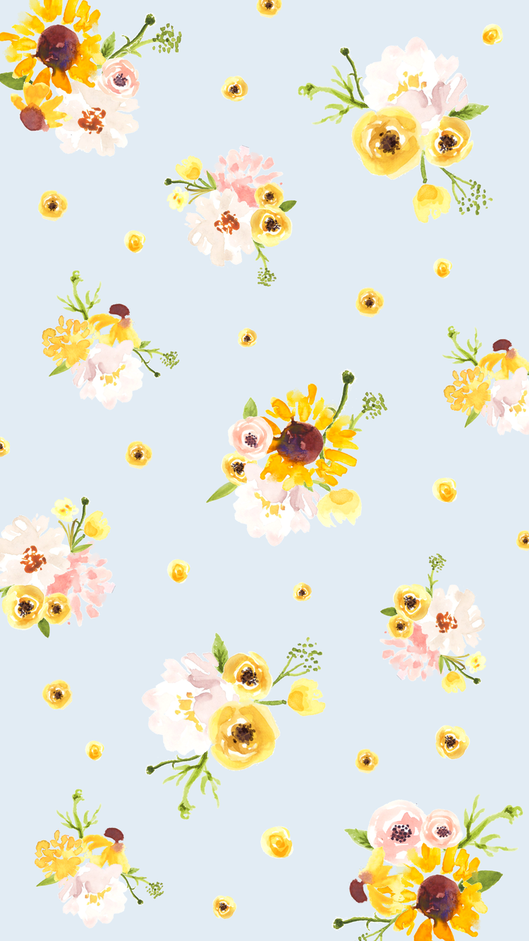 Free Cute Spring Phone Desktop And Zoom Backgrounds Love And Specs In 2020 Pretty Wallpaper Iphone Cute Patterns Wallpaper Iphone Wallpaper Pattern