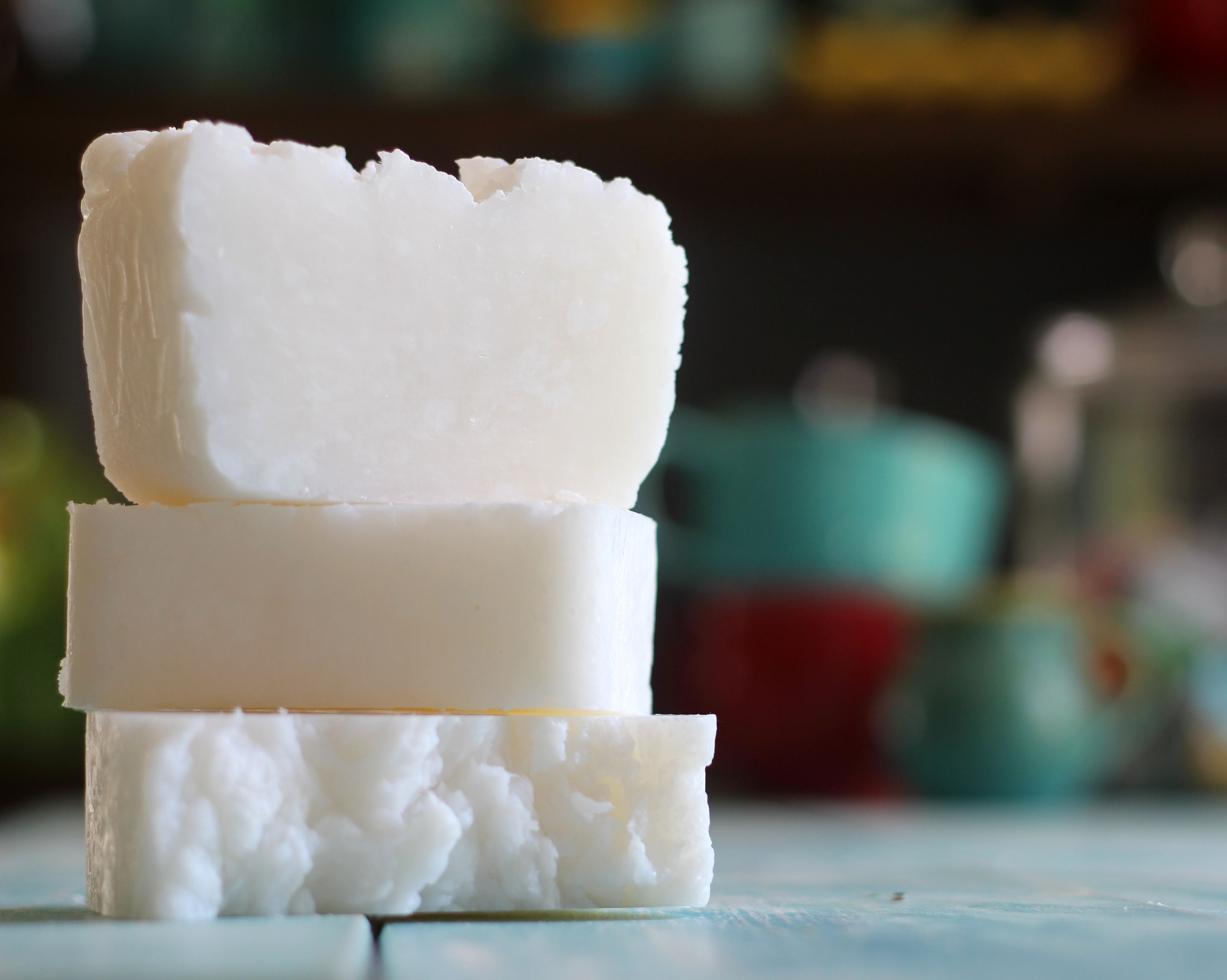 coconut oil shampoo bar recipe (video tutorial) | soaps & recipes
