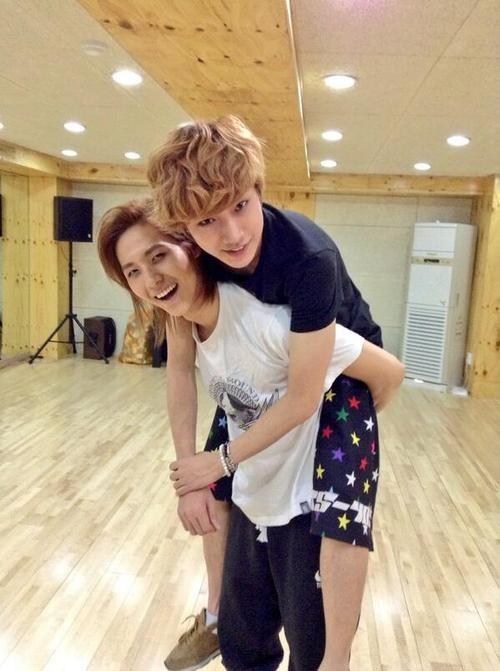 CNU & Jinyoung