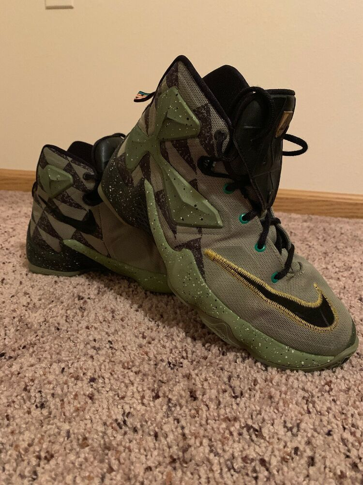 new products size 40 100% quality MENS NIKE LEBRON XIII 13 ALL STAR BASKETBALL SNEAKER SHOES Size ...