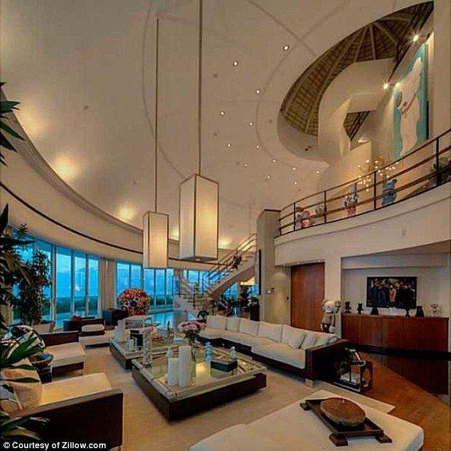 Pharrell Williams lists his Miami penthouse for $10.9million