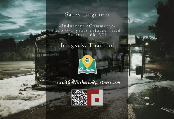 Fischer & Partners Recruitment is seeking SALES ENGINEER to work in Bangkok, Thailand –>  Apply Now !!!  recruit6@fischerandpartners.com  https://recruit.zoho.com/recruit/ViewJob.na?digest=duBuh5Cl.xppfB786q9KjLm0Q8bHitFOCmR0IOLdQZA-&embedsource=Embed  https://recruit.zoho.com/recruit/Apply.na?digest=duBuh5Cl.xppfB786q9KjLm0Q8bHitFOCmR0IOLdQZA-&embedsource=Embed  http://www.fischerandpartners.com/recruitment-services/