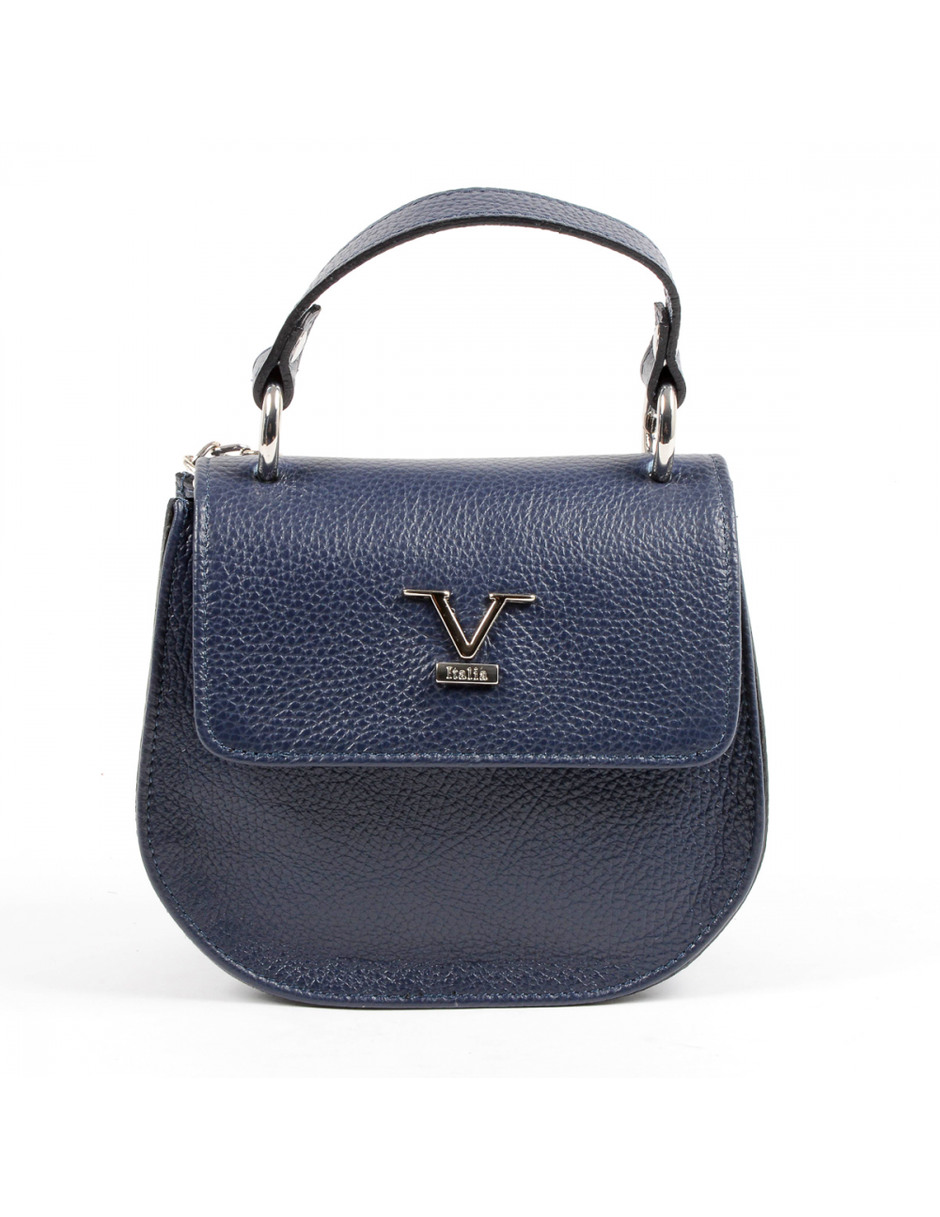 bff1bacccde By Versace 19.69 Abbigliamento Sportivo Srl Milano Italia - Details: MA07D  CERVO BLU - Color: Blue - Composition: 100% CALF LEATHER - Measures ...