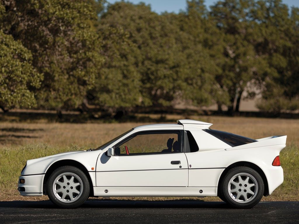 Ford Rs 200 Uk Ford Rs Car Ford