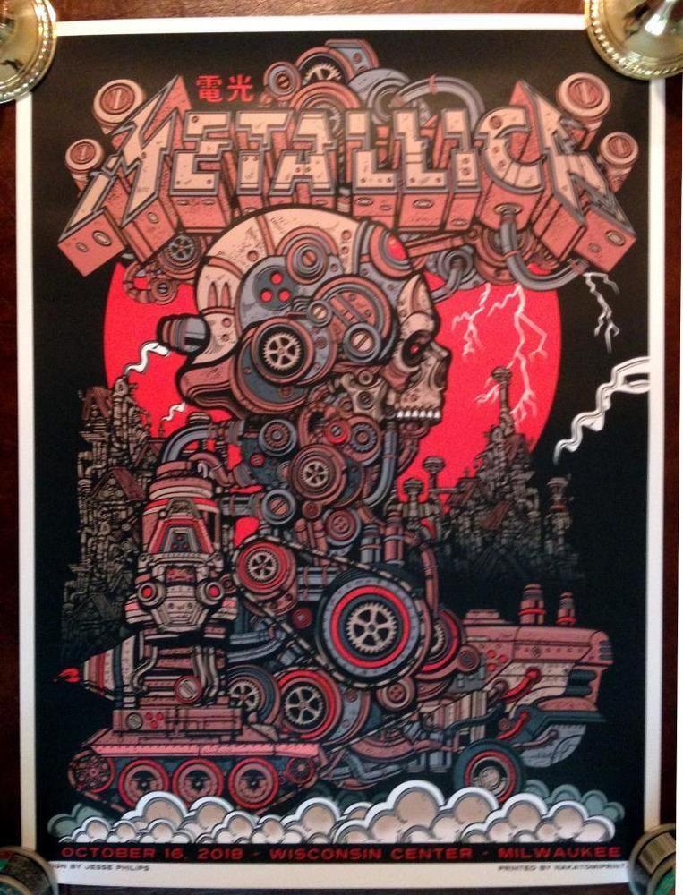 Metallica Meet And Greet Tickets Price
