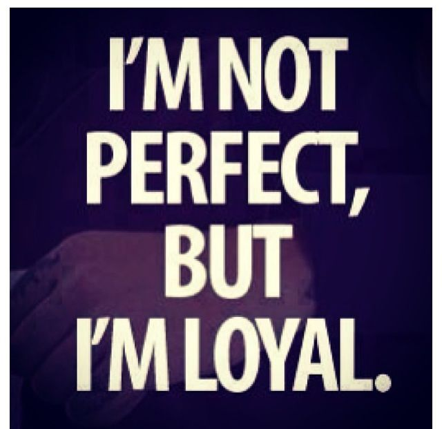 Between love , loyalty and hapiness ... i don't need anything but you being loyal ! :$