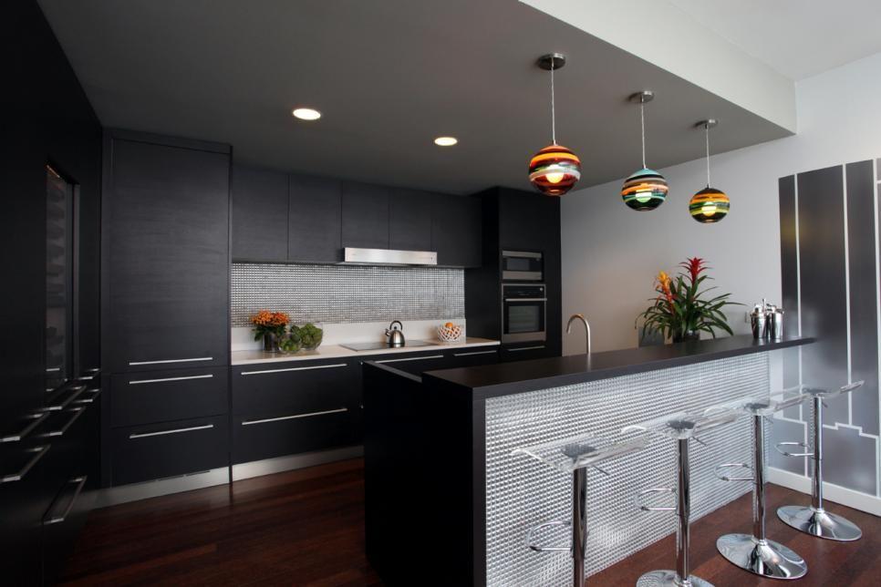 20 Stainless Steel Kitchen Backsplashes Stainless Steel Kitchen Backsplash Kitchen Design