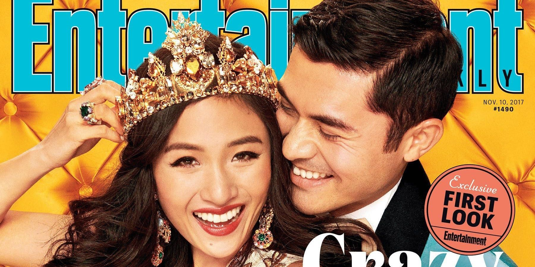 Download Crazy Rich Asians Full-Movie Free