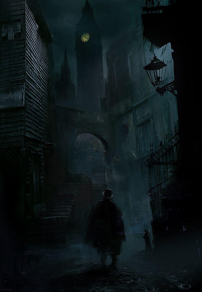 """ACS : Jack the Ripper"" // Ubisoft (2015) #2 on Behance"