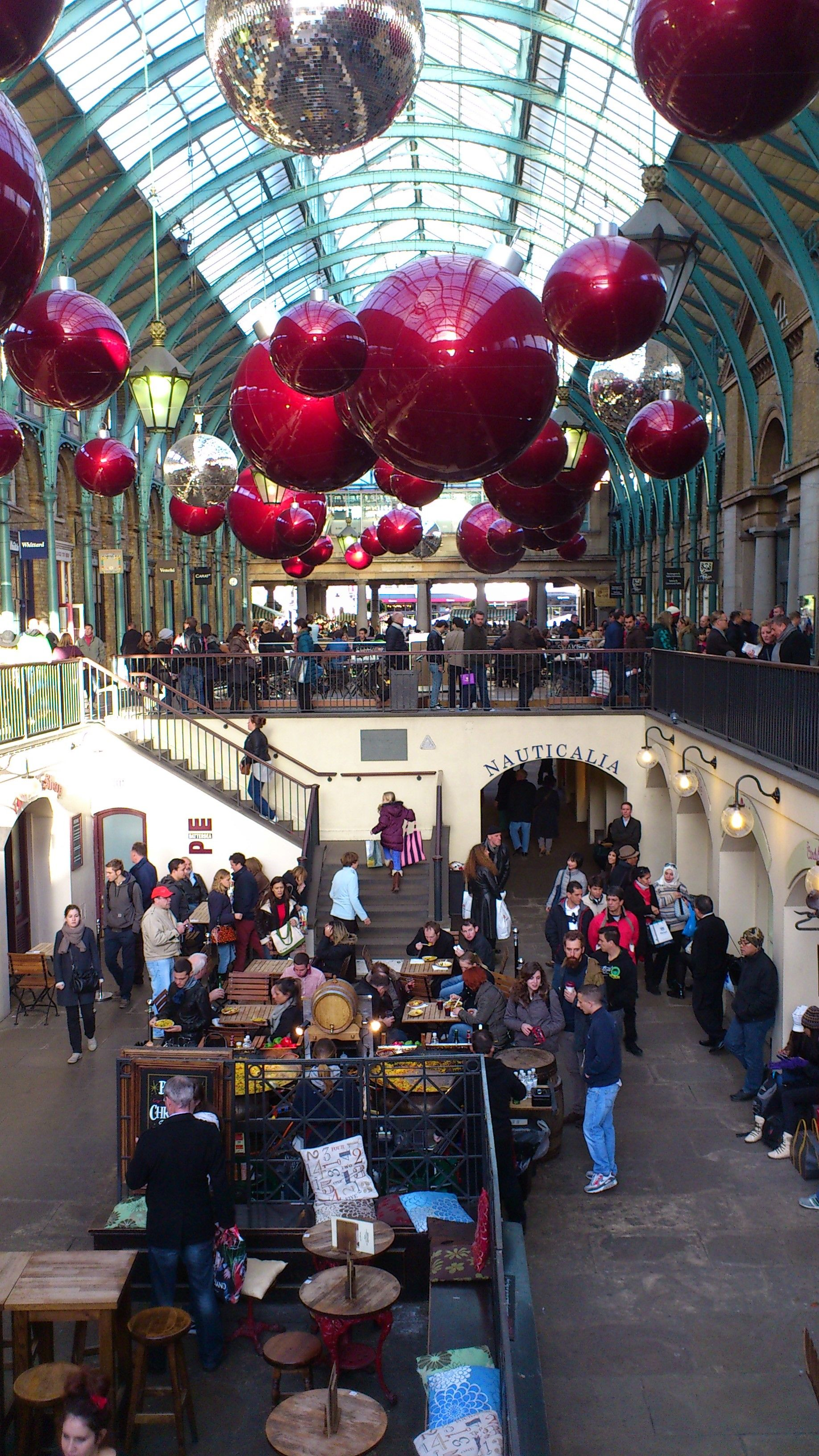 London am Sonntag ... Covent Garden