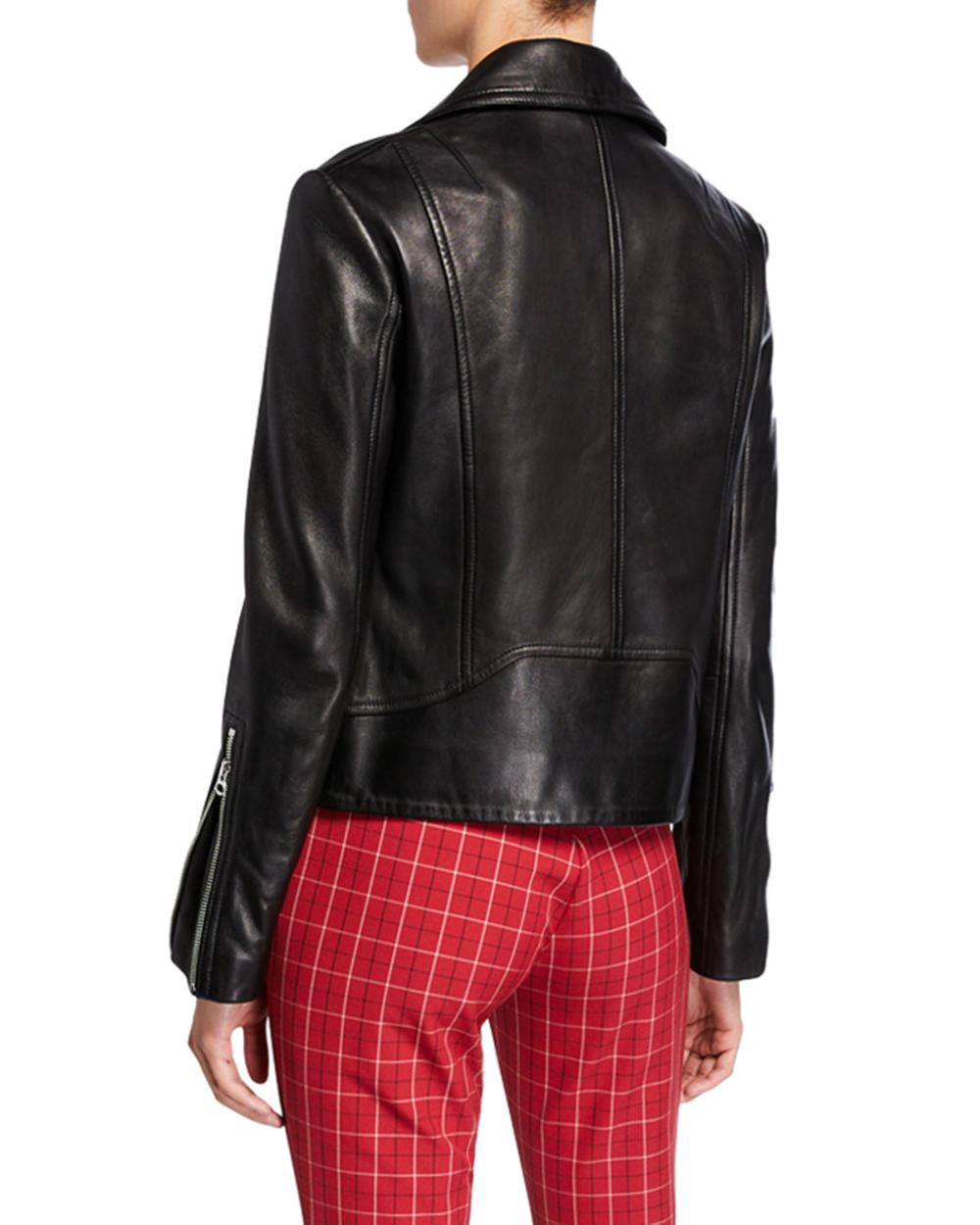 Rag & Bone Mack Leather Moto Jacket and Matching Items