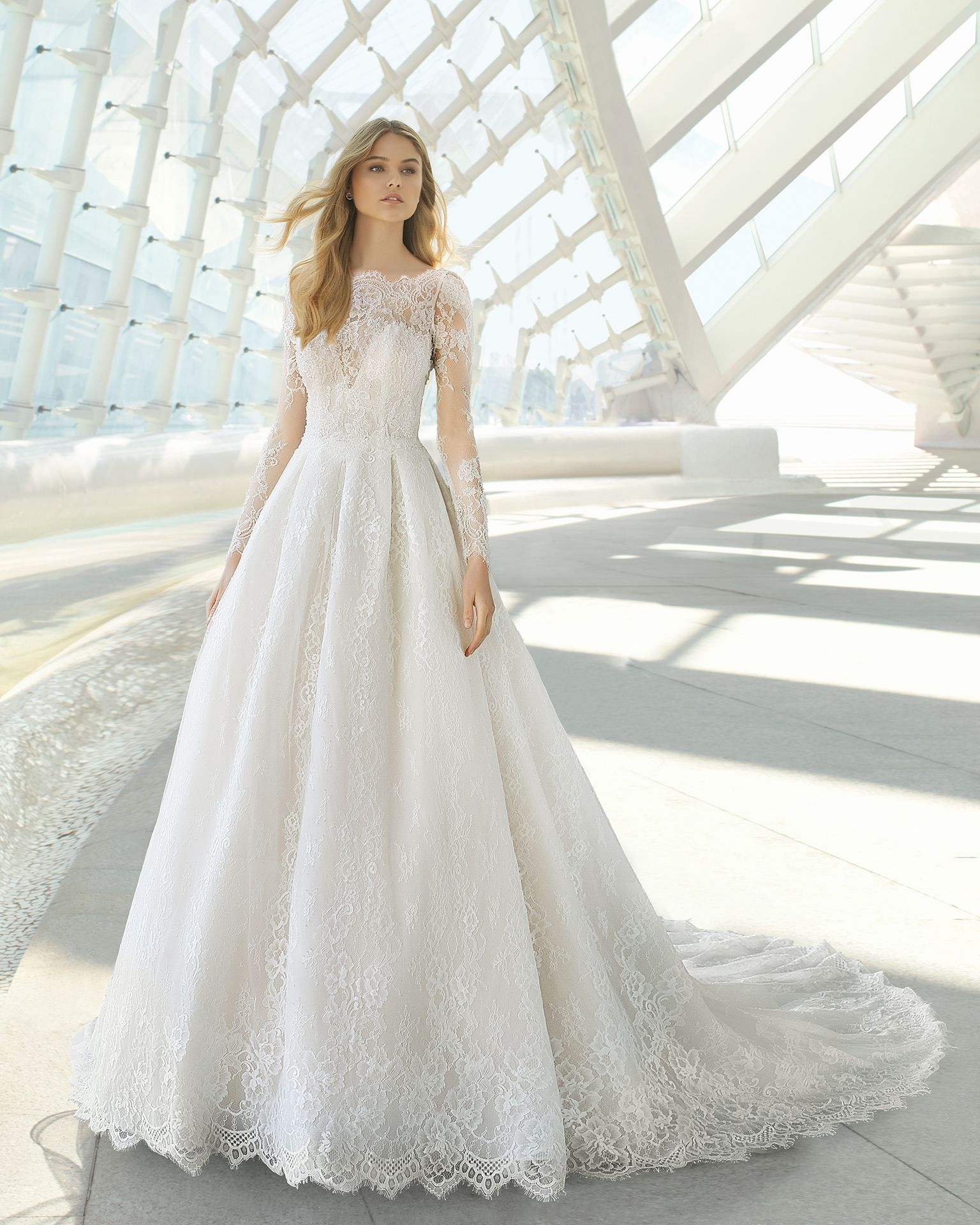 Dubai Princess Style Wedding Dresses Wedding Dress Long Sleeve Stylish Wedding Dresses