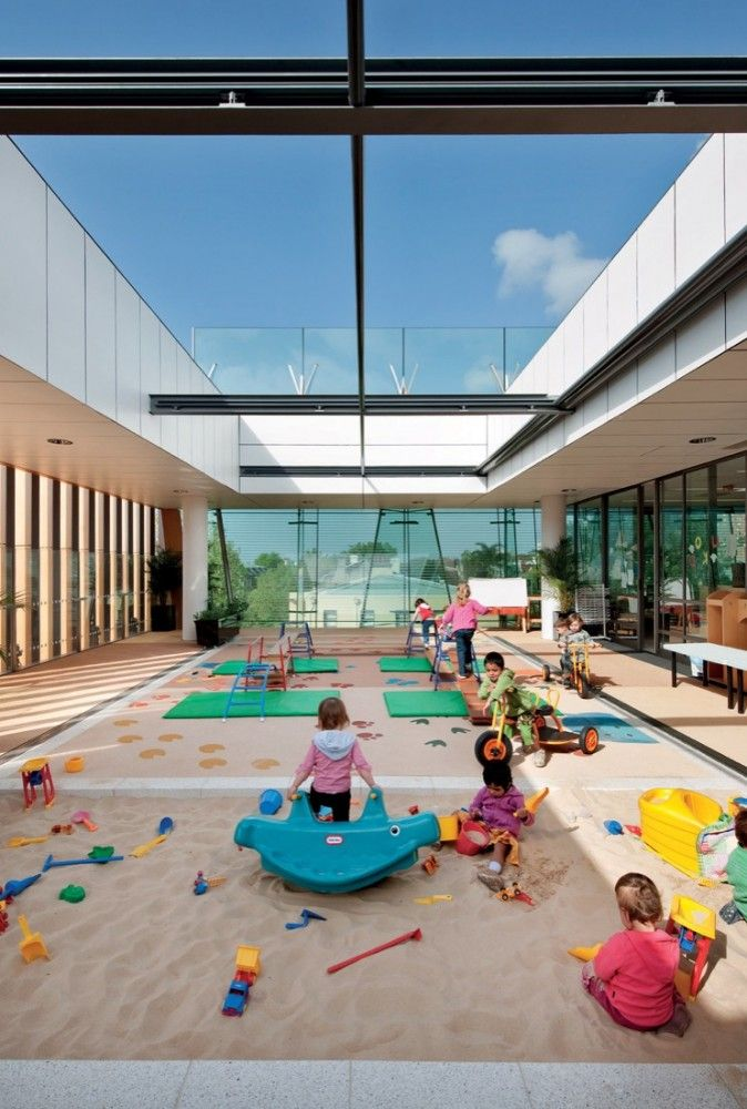 Surry hills library and community centre fjmt centre community and school - Small spaces surry hills decor ...