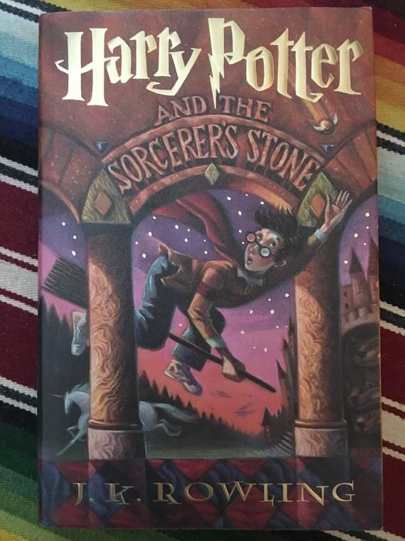 Harry Potter And The Sorcerer S Stone First Edition Rowling