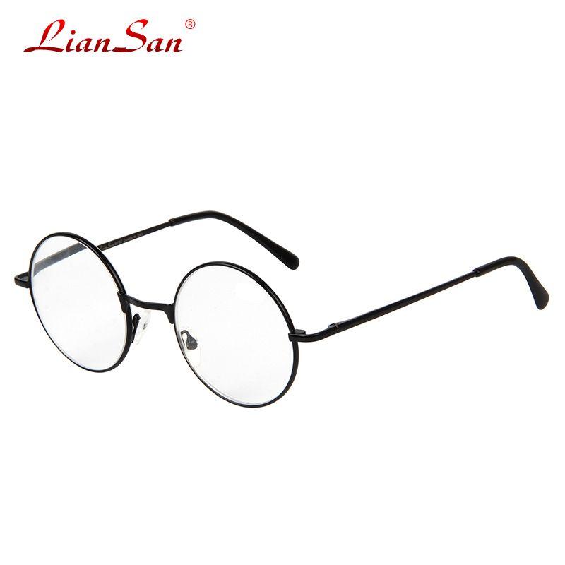 c844464d799 Encontrar Más Lentes para Leer Información acerca de Vintage Ronda Las Gafas  Polarizadas Hombres Gafas de