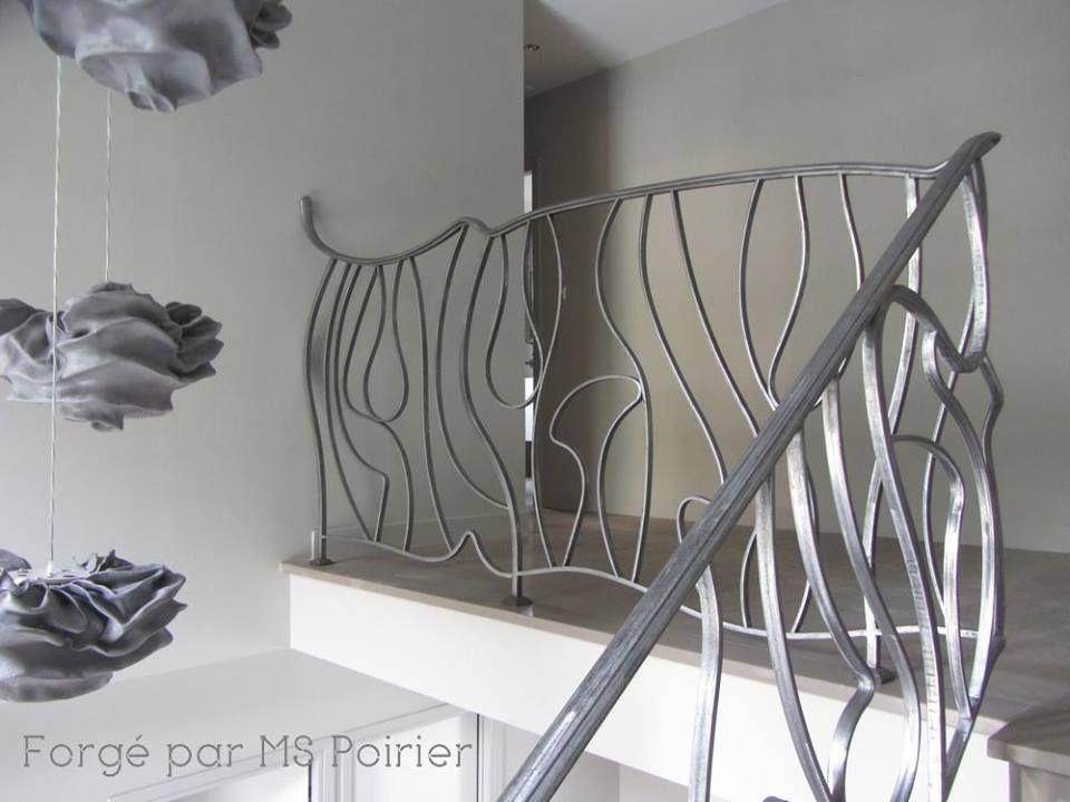 garde corps mezzanine en fer forg le style actuel garde. Black Bedroom Furniture Sets. Home Design Ideas