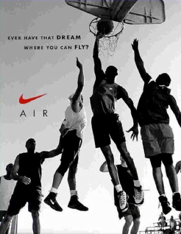3606d7bbf3c Memory Lane  Vintage Nike Ads