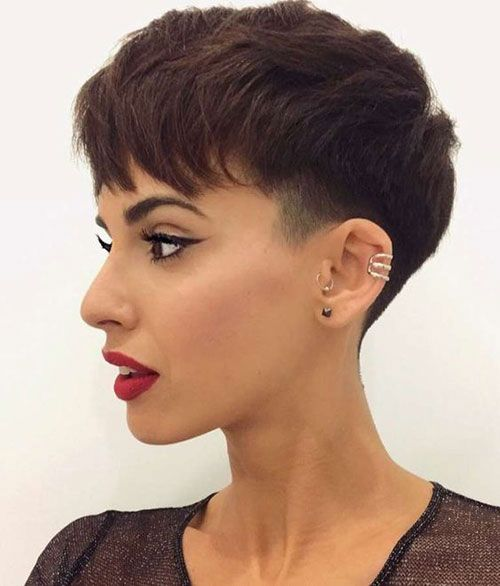 8+ Latest Edgy Pixie Hairstyles for 2020 | Trend bob hairstyles 2019