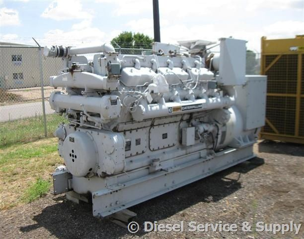 Available Caterpillar 675 Kw Standby Diesel Generator 480 Volt 3 Phase Dry Pack Air Cleaner Tank Type B Diesel Generators Natural Gas Generator Generation