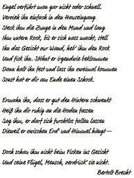 Die Liebenden Bertolt Brecht Google Suche Bertolt Brecht