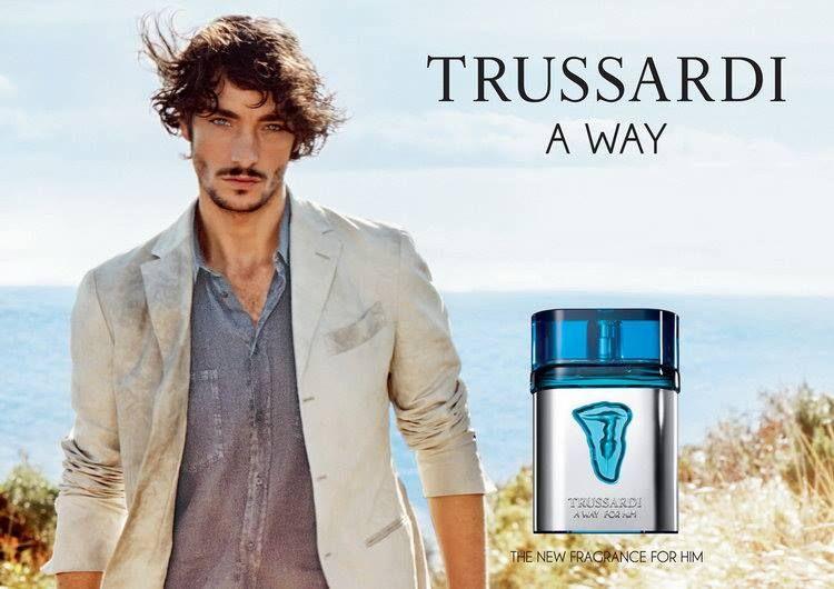 Trussardi A Way for Him е част от колецията A Way