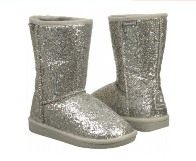 f2801eed7cf Bearpaw sparkle boots... These r so cute!! They look like uggs. Another  thing added to my Christmas list