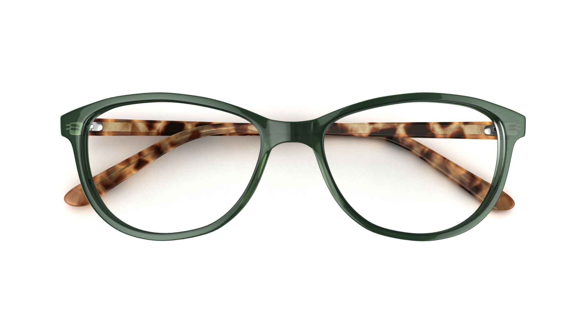 CHARLOTTE Glasses by Specsavers Green Glasses Frames 1ff89e7a674ad