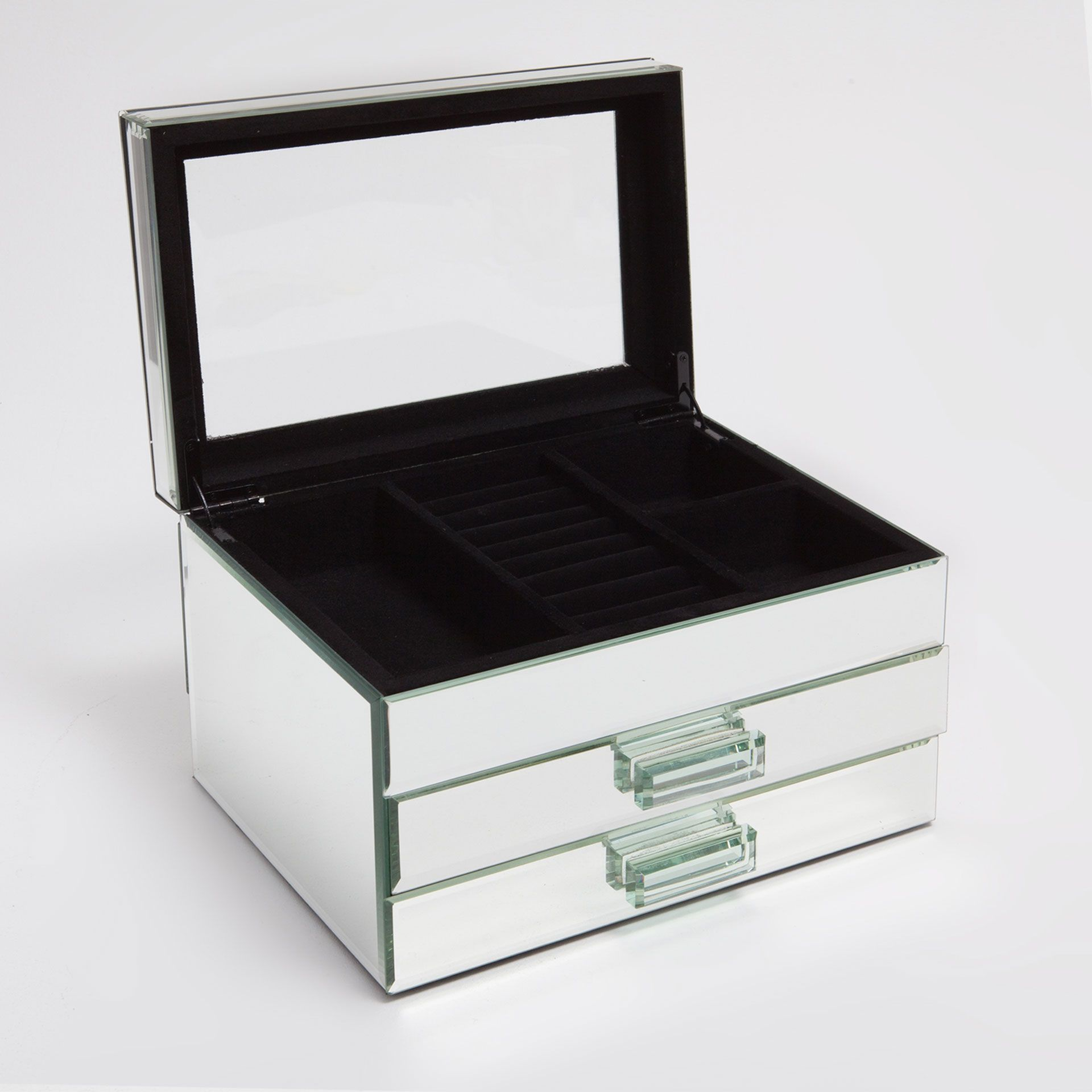 Mirror Box With Drawers   Boxes   Decoration   Zara Home Sverige / Sweden