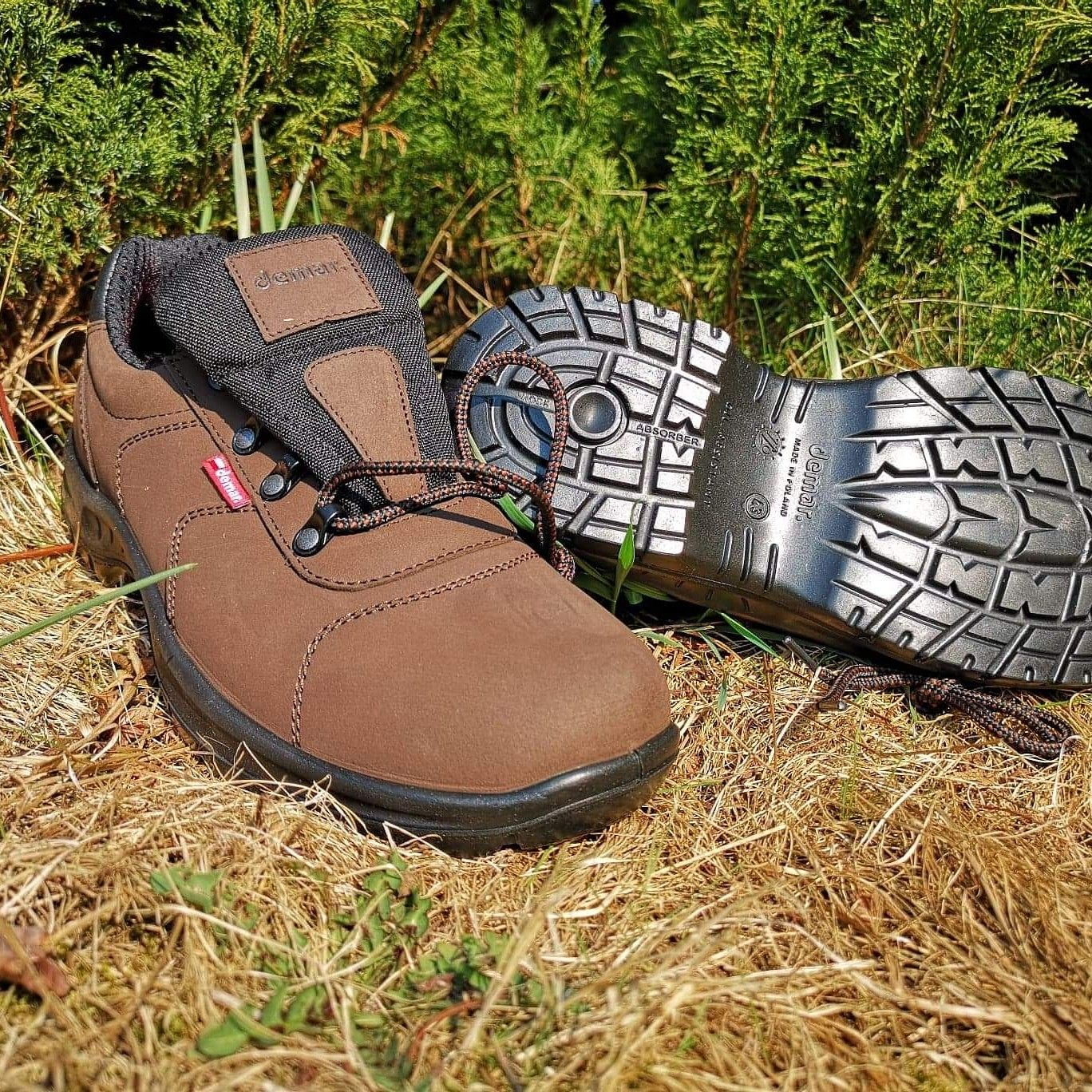 Walkler 2 Polbuty Mysliwskie Demar Chukka Boots Boots Walker