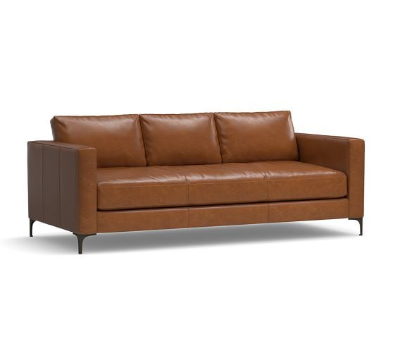 Jake Leather Sofa Furniture Inspiration Leather Sofa