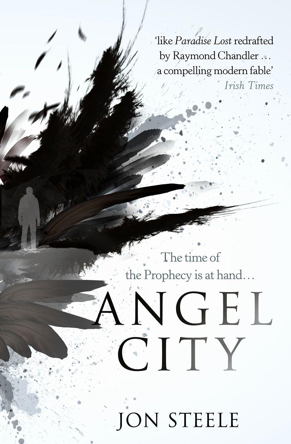 ANGEL CITY JON STEELE © Stephen Mulcahey / Arcangel Images