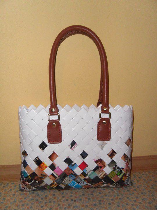 Papierové tašky ♡