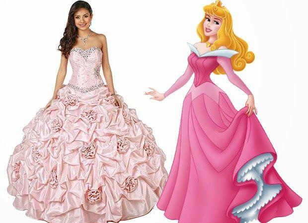 Coisinhas de Menina: Look de festa: inspire-se nos vestidos das princesas da Disney