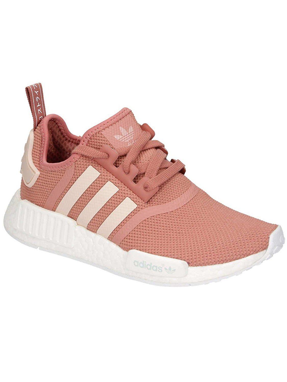 5f91298acc019 adidas Originals NMD_R1 W Raw Pink Mesh 9 B(M) US Women   Shoes ...