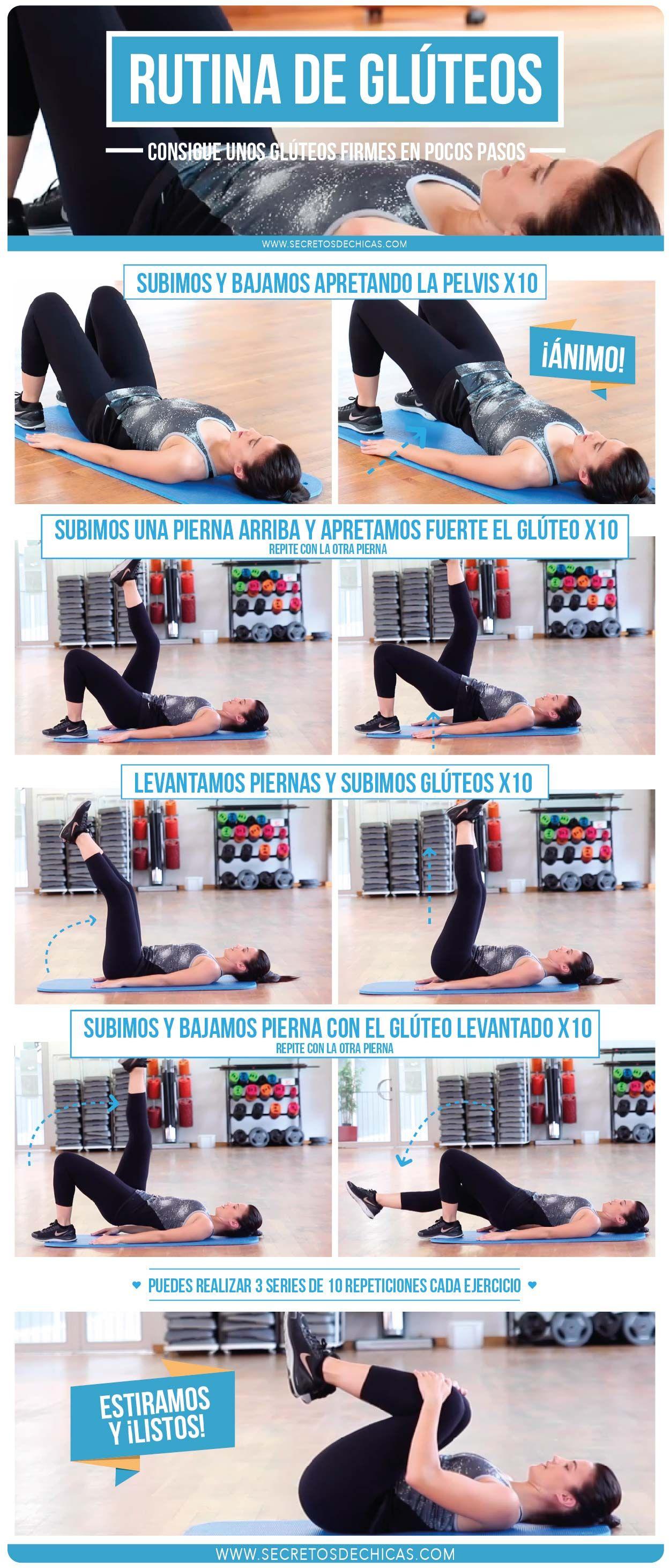 Entrenamiento gym adelgazar muslos