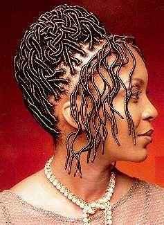 Groovy Silky Braids Amazing Weaving Of The Braids In The Updo Hair Short Hairstyles Gunalazisus