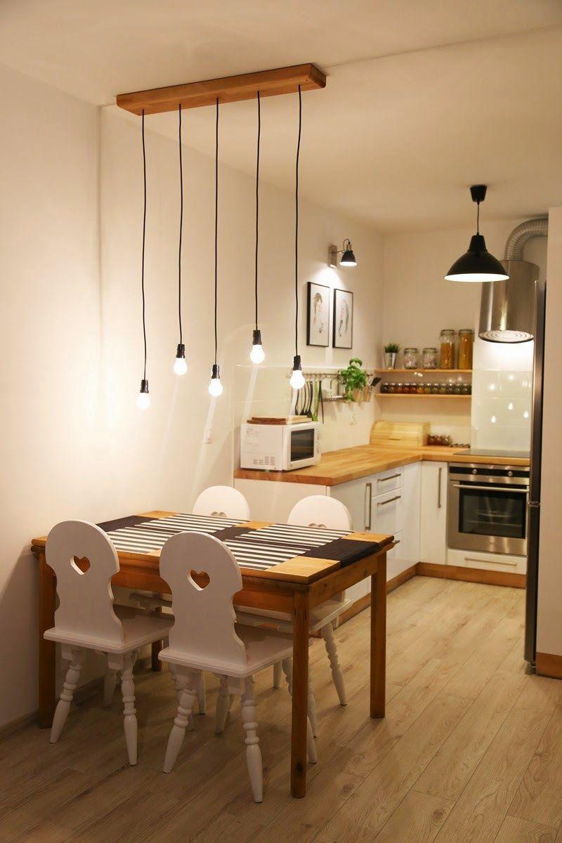 Dekorator Amator Kuchnia W Kawalerce Interior Design Kitchen Kitchen Design Kitchen Decor