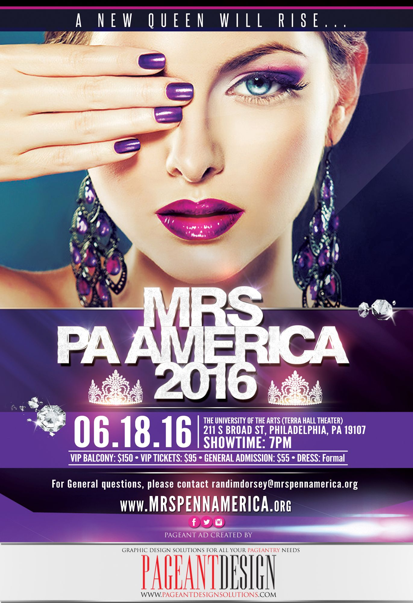 pa america 2016 pageant recruitment flyer directors get in touch if you