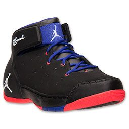 size 40 ab5d1 0628a Men s Jordan Melo 1.5 Basketball Shoes   Finish Line   Black White Dark  Concord Infrared 23