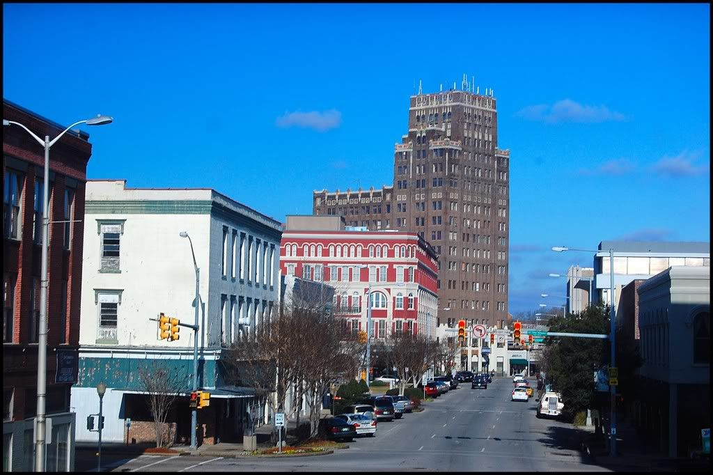 Downtown Meridian Mississippi A Huge Part Of Who I Am And