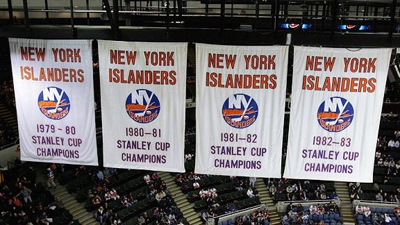 Four Count Em Four New York Islanders Stanley Cup Stanley Cup Champions