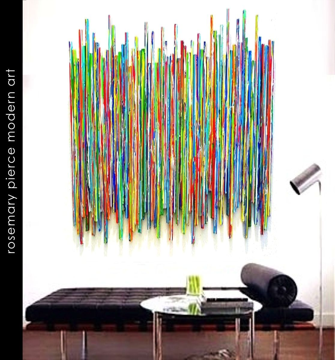 Custom made life experiences original drip stick sculpture custom