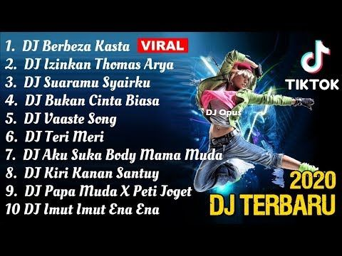 Dj Tik Tok Terbaru 2020 Dj Berbeza Kasta Thomas Arya Remix 2020 Terbaru Full Bass Viral Enak Youtube Lirik Lagu Lagu Instrumen Musik
