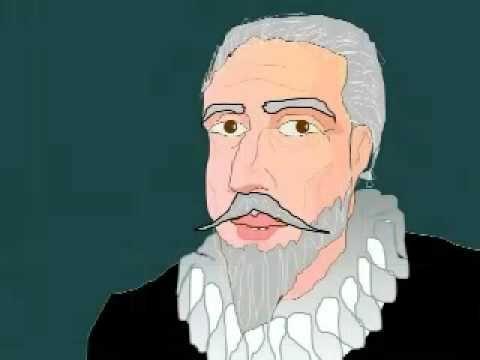 Miguel De Cervantes Youtube Con Imagenes Miguel De Cervantes
