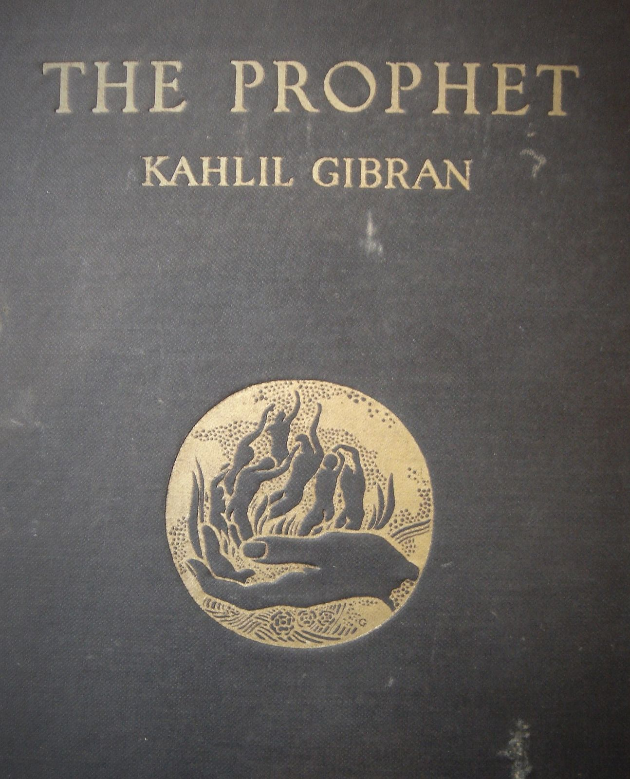 The Prophet By Kahlil Gibran One Of The Most Famous Books Of All