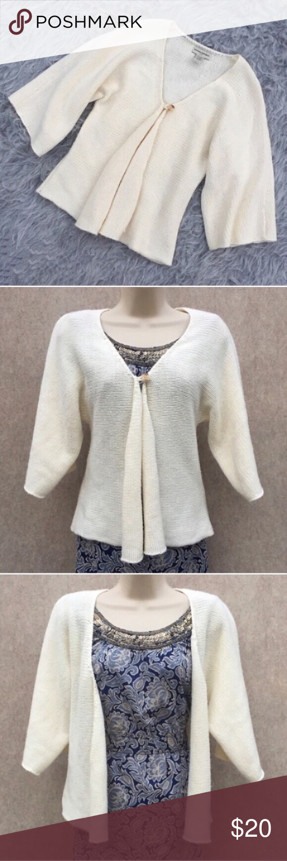 Fantastic little Banana Republic cardigan sweater Super cute ...