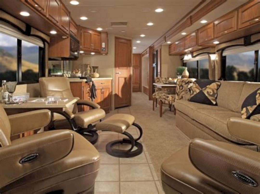 Exceptionnel Top Best Ideas To Custom Your RV Interiors