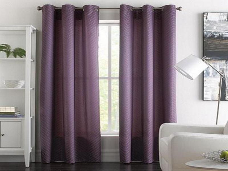 Modern Umbra Drapes With Nice Curtains Cortinas
