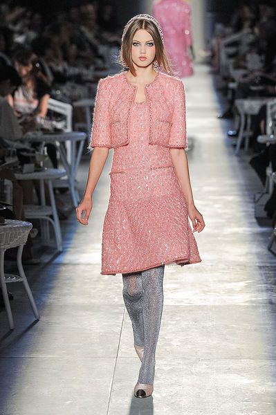 Chanel Couture Fall-Winter 2012/2013